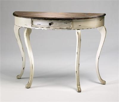 Abelard console table for Abelard decoration