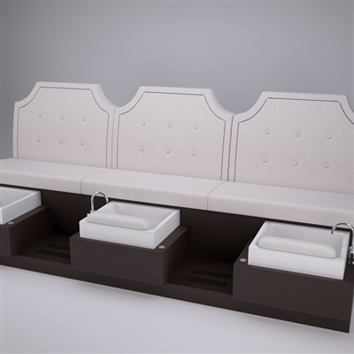 Breakfast At Tiffanys Pedicure Bench